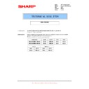 Sharp AR-M620 (serv.man134) Technical Bulletin