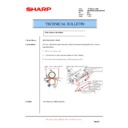 Sharp AR-M620 (serv.man138) Technical Bulletin