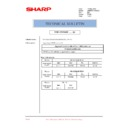 Sharp AR-M620 (serv.man188) Technical Bulletin