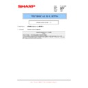 Sharp AR-NB2A (serv.man7) Technical Bulletin