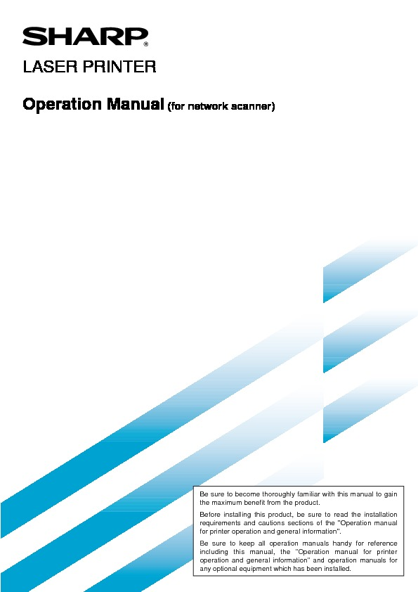sharp ar ns2 serv man5 user guide operation manual view online rh servlib com NS2 Gas NS2 Structure