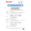 Sharp DM-2000 (serv.man103) Technical Bulletin