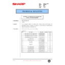Sharp DM-2000 (serv.man108) Technical Bulletin