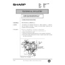 Sharp DM-2000 (serv.man119) Technical Bulletin