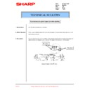 Sharp DM-2000 (serv.man24) Technical Bulletin