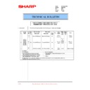 Sharp DM-2000 (serv.man47) Technical Bulletin