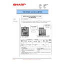 Sharp DM-2000 (serv.man54) Technical Bulletin