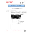 Sharp DM-2000 (serv.man70) Technical Bulletin