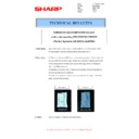 Sharp MX-2301N (serv.man12) Technical Bulletin