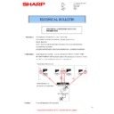 Sharp MX-2301N (serv.man14) Technical Bulletin