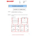Sharp MX-2301N (serv.man20) Technical Bulletin