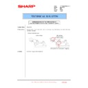Sharp MX-2301N (serv.man44) Technical Bulletin