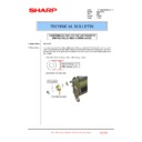 Sharp MX-2301N (serv.man47) Technical Bulletin
