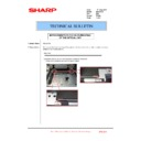 Sharp MX-2301N (serv.man50) Technical Bulletin