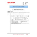 Sharp MX-2301N (serv.man51) Technical Bulletin