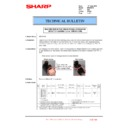 Sharp MX-2301N (serv.man53) Technical Bulletin