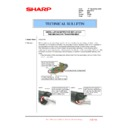 Sharp MX-2301N (serv.man56) Technical Bulletin