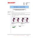 Sharp MX-2301N (serv.man58) Technical Bulletin