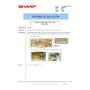Sharp MX-2301N (serv.man59) Technical Bulletin