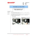 Sharp MX-2301N (serv.man61) Technical Bulletin