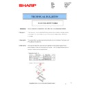 Sharp MX-2614N, MX-3114N (serv.man112) Technical Bulletin