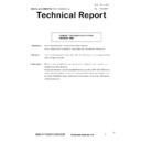 Sharp MX-2614N, MX-3114N (serv.man128) Technical Bulletin