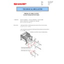 Sharp MX-2614N, MX-3114N (serv.man28) Technical Bulletin