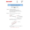 Sharp MX-2614N, MX-3114N (serv.man31) Technical Bulletin