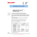 Sharp MX-2614N, MX-3114N (serv.man43) Technical Bulletin