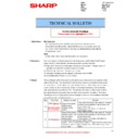 Sharp MX-2614N, MX-3114N (serv.man47) Technical Bulletin