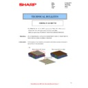 Sharp MX-2614N, MX-3114N (serv.man49) Technical Bulletin