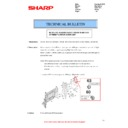 Sharp MX-2614N, MX-3114N (serv.man57) Technical Bulletin
