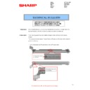 Sharp MX-2614N, MX-3114N (serv.man64) Technical Bulletin