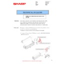 Sharp MX-2614N, MX-3114N (serv.man79) Technical Bulletin