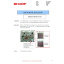 Sharp MX-2614N, MX-3114N (serv.man82) Technical Bulletin