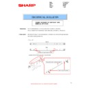 Sharp MX-2614N, MX-3114N (serv.man84) Technical Bulletin