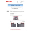 Sharp MX-4140N, MX-4141N, MX-5140N, MX-5141N (serv.man109) Technical Bulletin