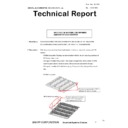 Sharp MX-4140N, MX-4141N, MX-5140N, MX-5141N (serv.man113) Technical Bulletin