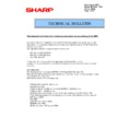 Sharp MX-4140N, MX-4141N, MX-5140N, MX-5141N (serv.man3) Handy Guide