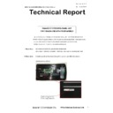 Sharp MX-4140N, MX-4141N, MX-5140N, MX-5141N (serv.man37) Technical Bulletin