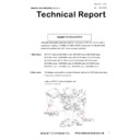 Sharp MX-4140N, MX-4141N, MX-5140N, MX-5141N (serv.man38) Technical Bulletin