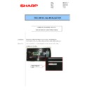 Sharp MX-4140N, MX-4141N, MX-5140N, MX-5141N (serv.man46) Technical Bulletin