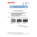 Sharp MX-4140N, MX-4141N, MX-5140N, MX-5141N (serv.man49) Technical Bulletin