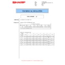 Sharp MX-4140N, MX-4141N, MX-5140N, MX-5141N (serv.man53) Technical Bulletin