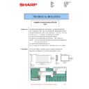 Sharp MX-4140N, MX-4141N, MX-5140N, MX-5141N (serv.man58) Technical Bulletin