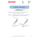 Sharp MX-4140N, MX-4141N, MX-5140N, MX-5141N (serv.man69) Technical Bulletin