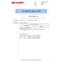Sharp MX-4140N, MX-4141N, MX-5140N, MX-5141N (serv.man75) Technical Bulletin