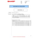 Sharp MX-4140N, MX-4141N, MX-5140N, MX-5141N (serv.man78) Technical Bulletin