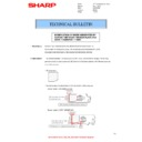 Sharp MX-4140N, MX-4141N, MX-5140N, MX-5141N (serv.man81) Technical Bulletin