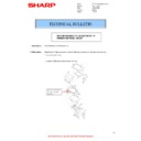 Sharp MX-4140N, MX-4141N, MX-5140N, MX-5141N (serv.man83) Technical Bulletin